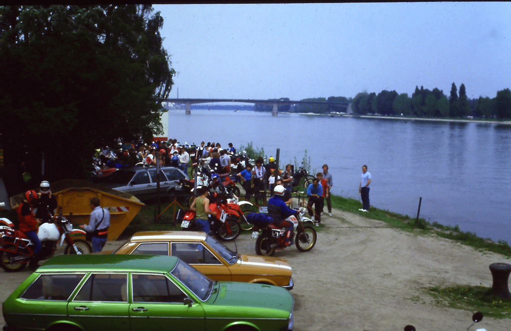 Yamaha Ténéré treffen in Worms