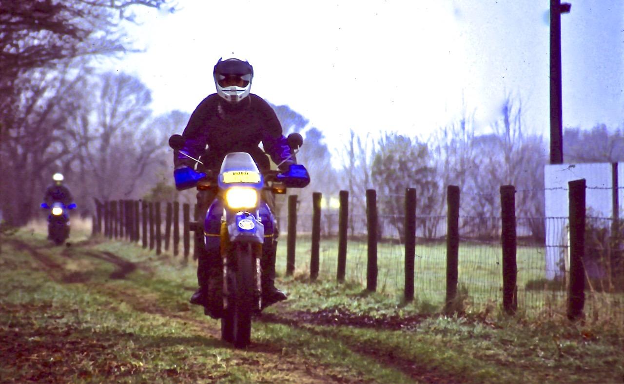 offroad motorfiets
