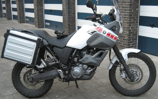Allroad motorfietsen