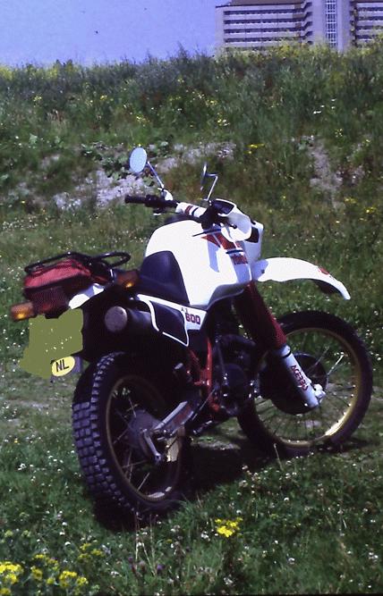 eencilinder motorfietsen
