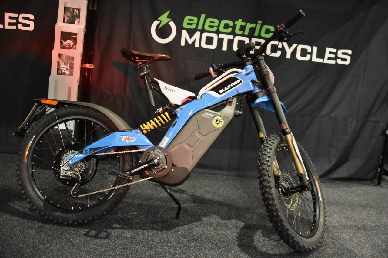 Elektrische motorfiets
