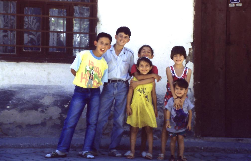 Turkse kinderen