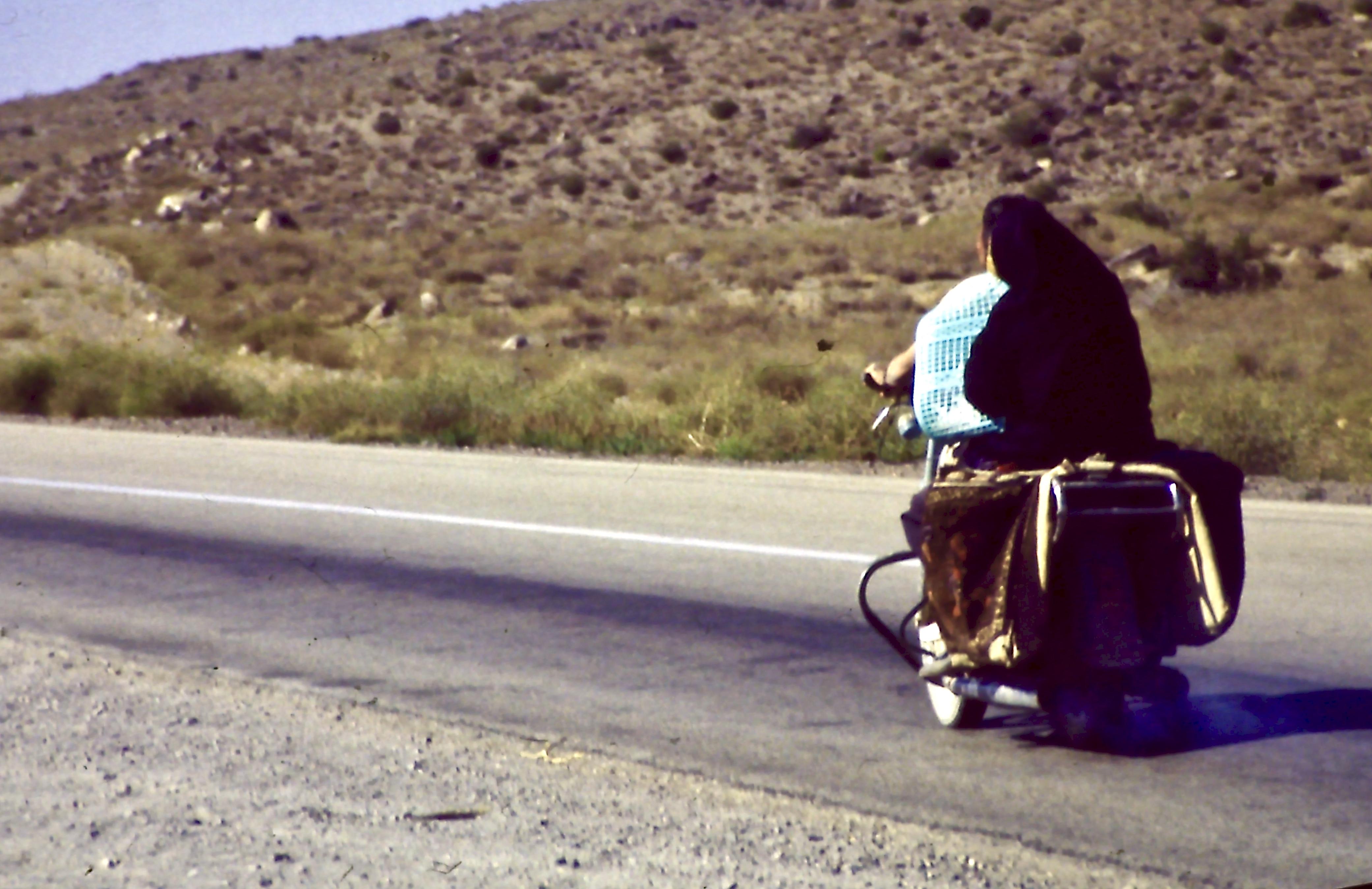 Reizen door Iran