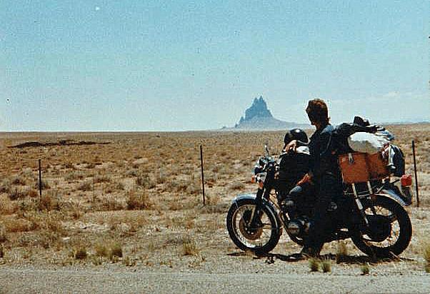 Honda 750 cc in Amerika