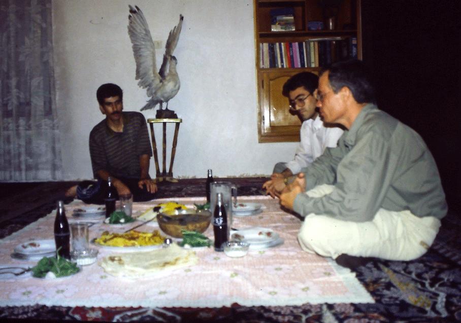 eten in Iran