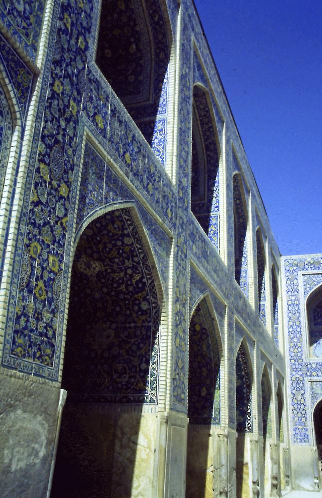 Isfahan paleis
