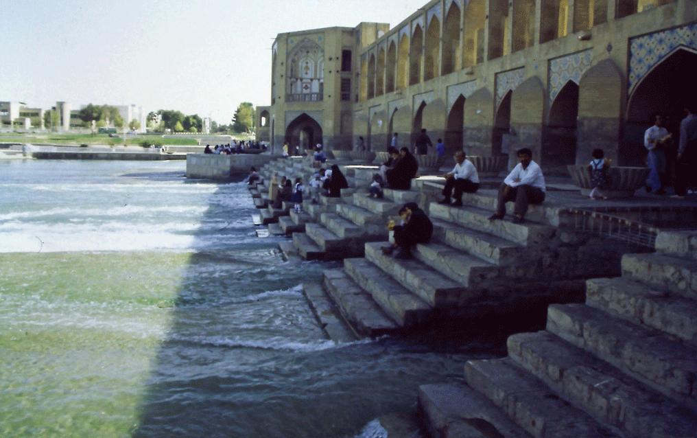 Brug in Isfahan