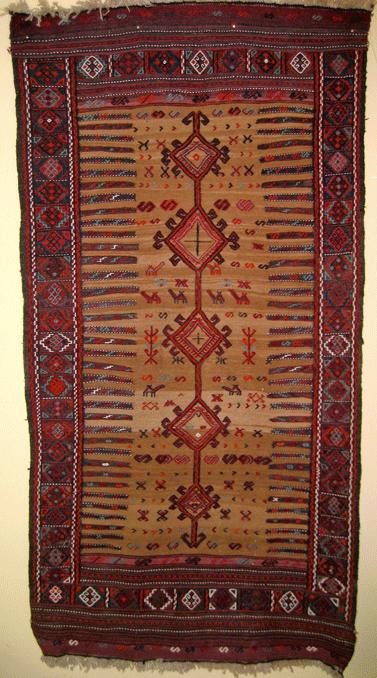 Tapijt uit Isfahan