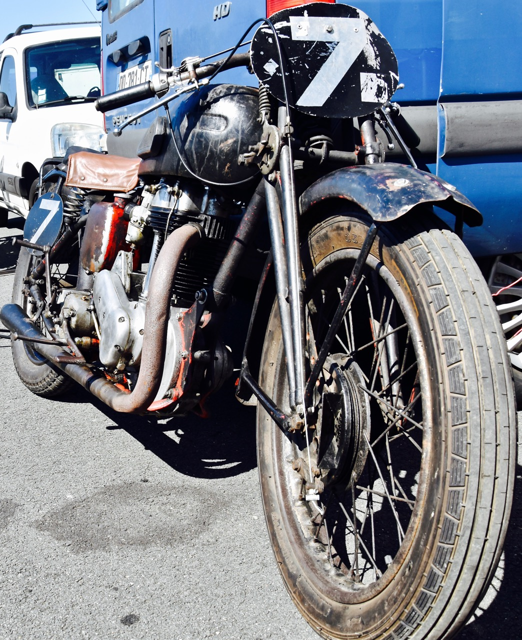 klassieke Franse motorfietsen