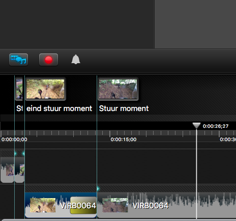 Video editen