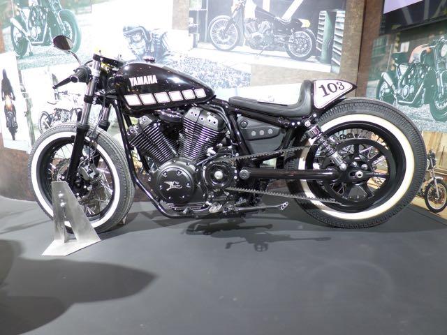 Tweecilinder motorfiets