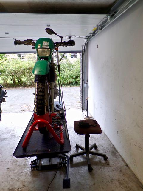 APK voor motorfietsen