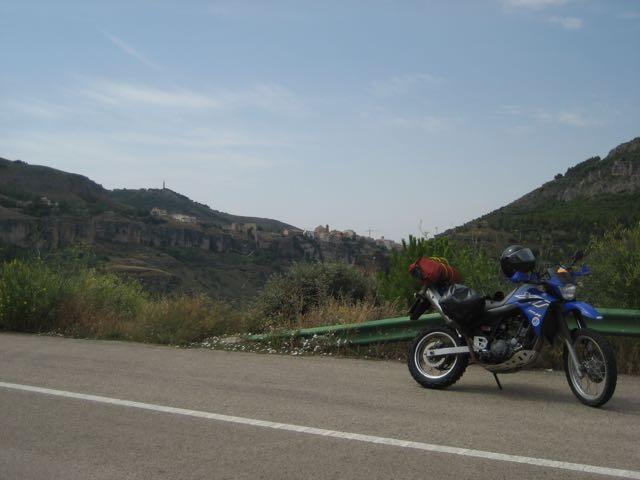 motor vakantie