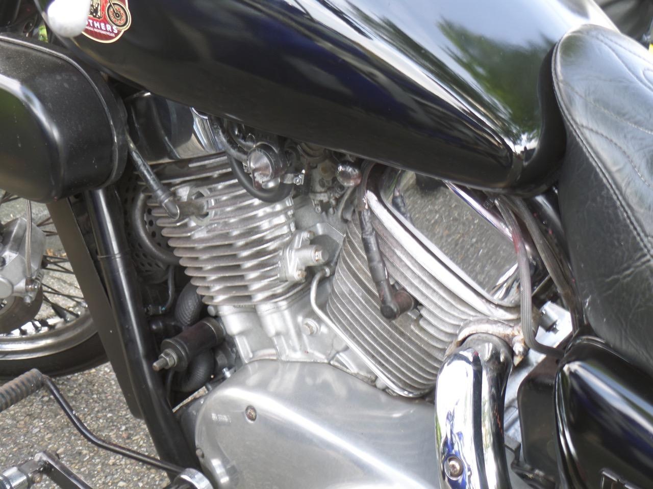 Amerikaanse motorfiets