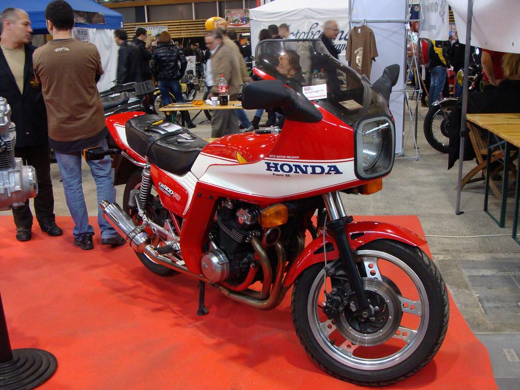 Honda Bol d'Or