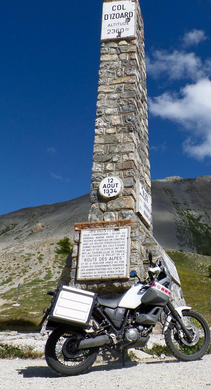 Franse alpenpassen