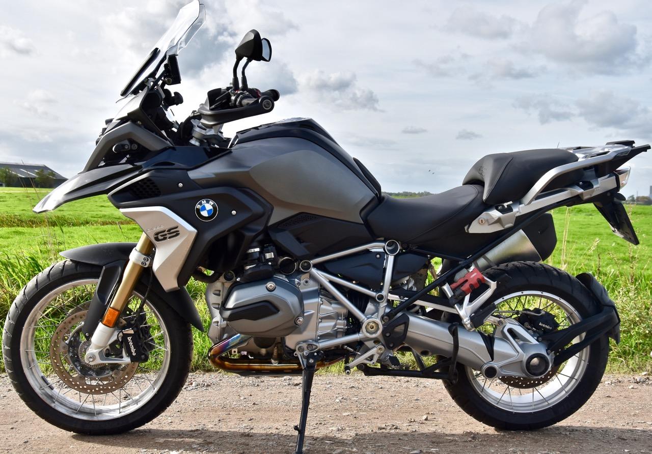 R 1200GS motorfiets