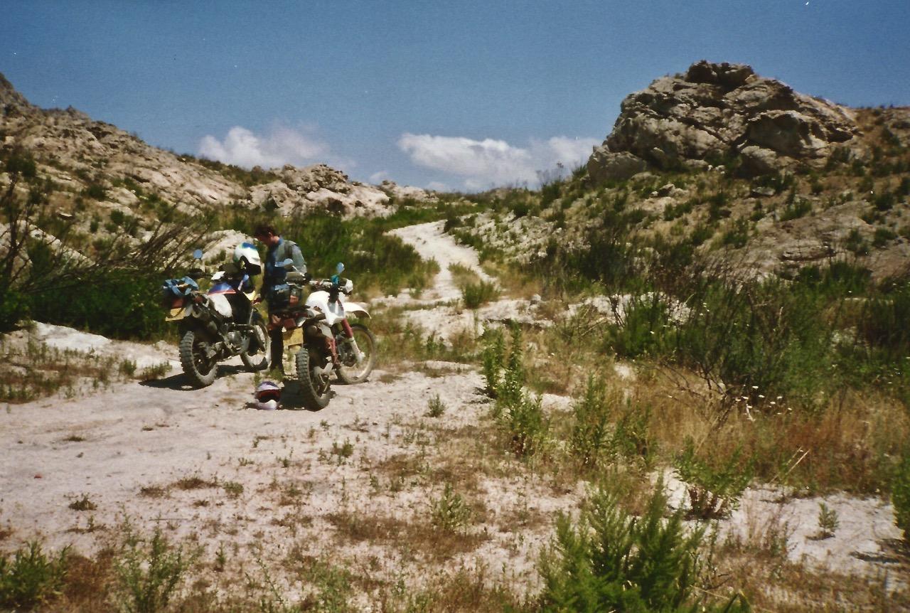 Motorrijden op Corsica