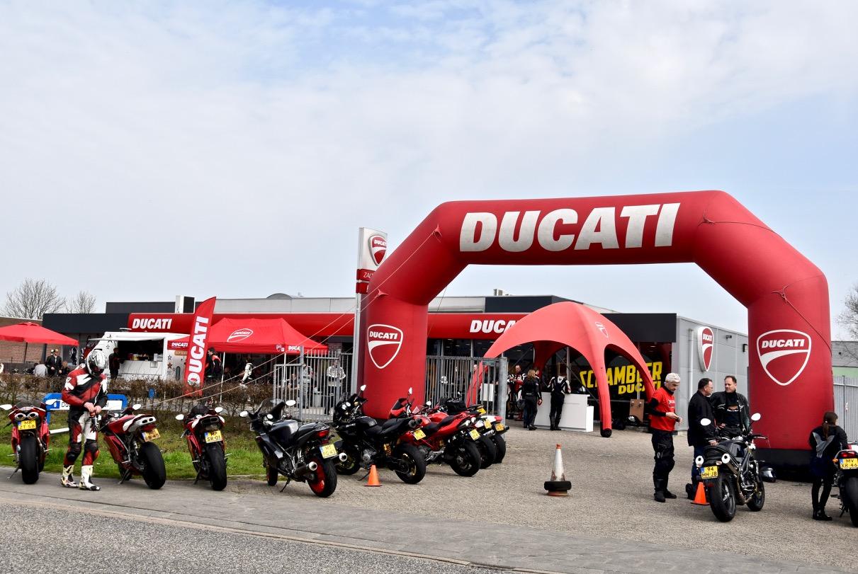 Ducati dag Zaltbommel