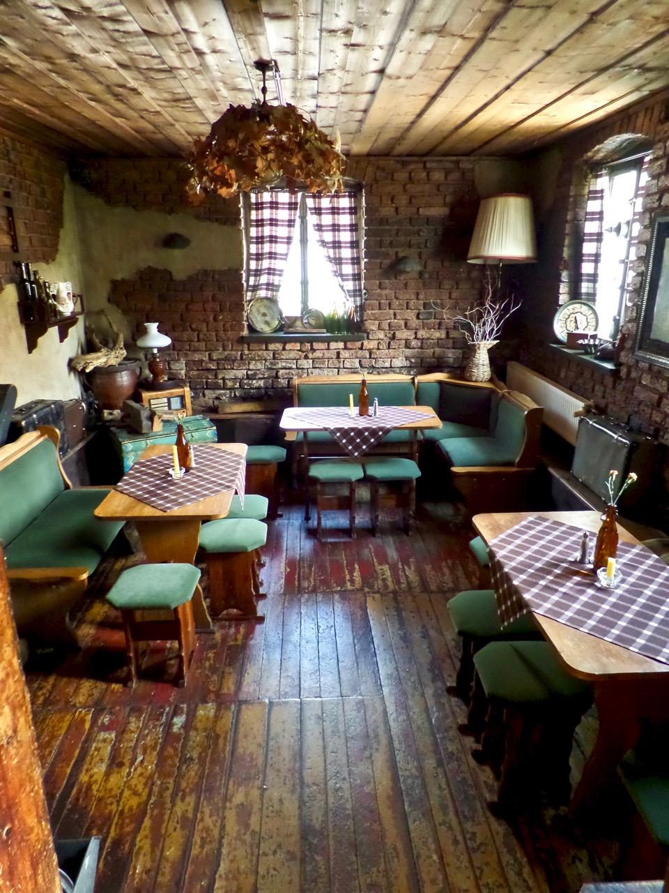 Restaurant in Tsjechië