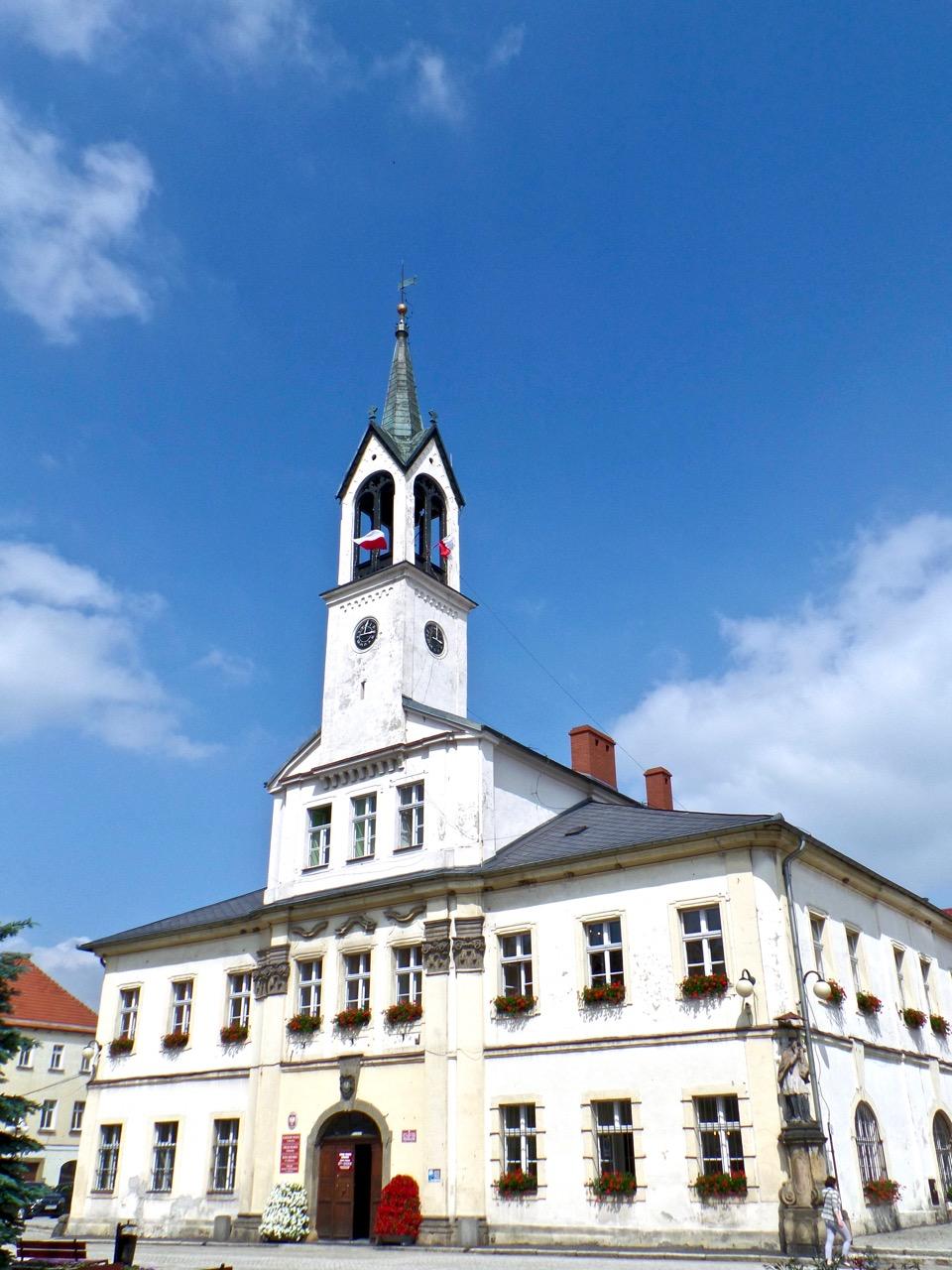 Poolse dorpspleintje