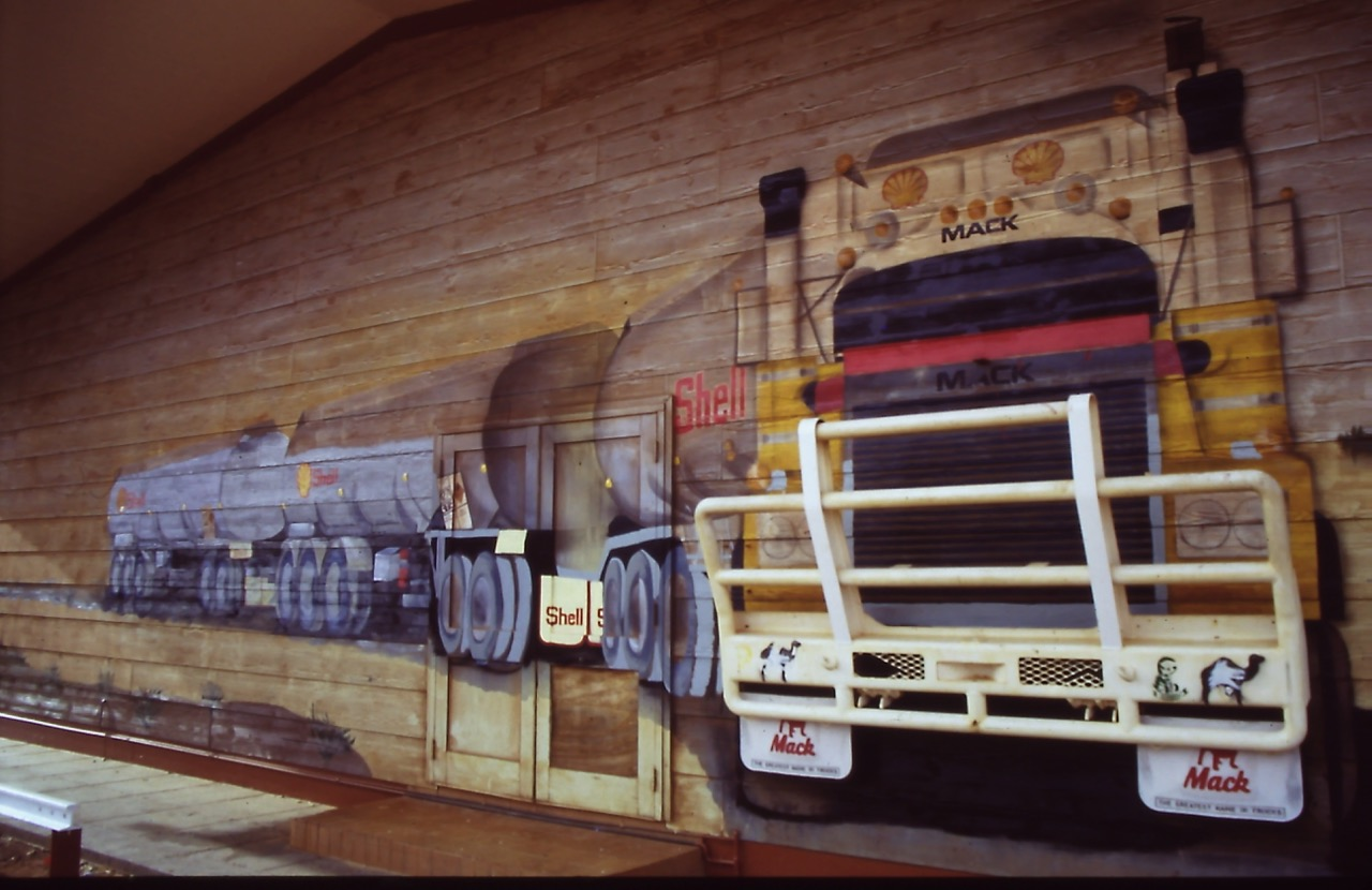 Australië roodhouse