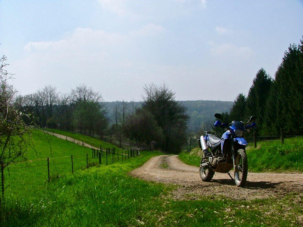 Adventure motorfietsen
