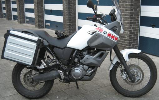 XT660Z Tenere Motorfiets