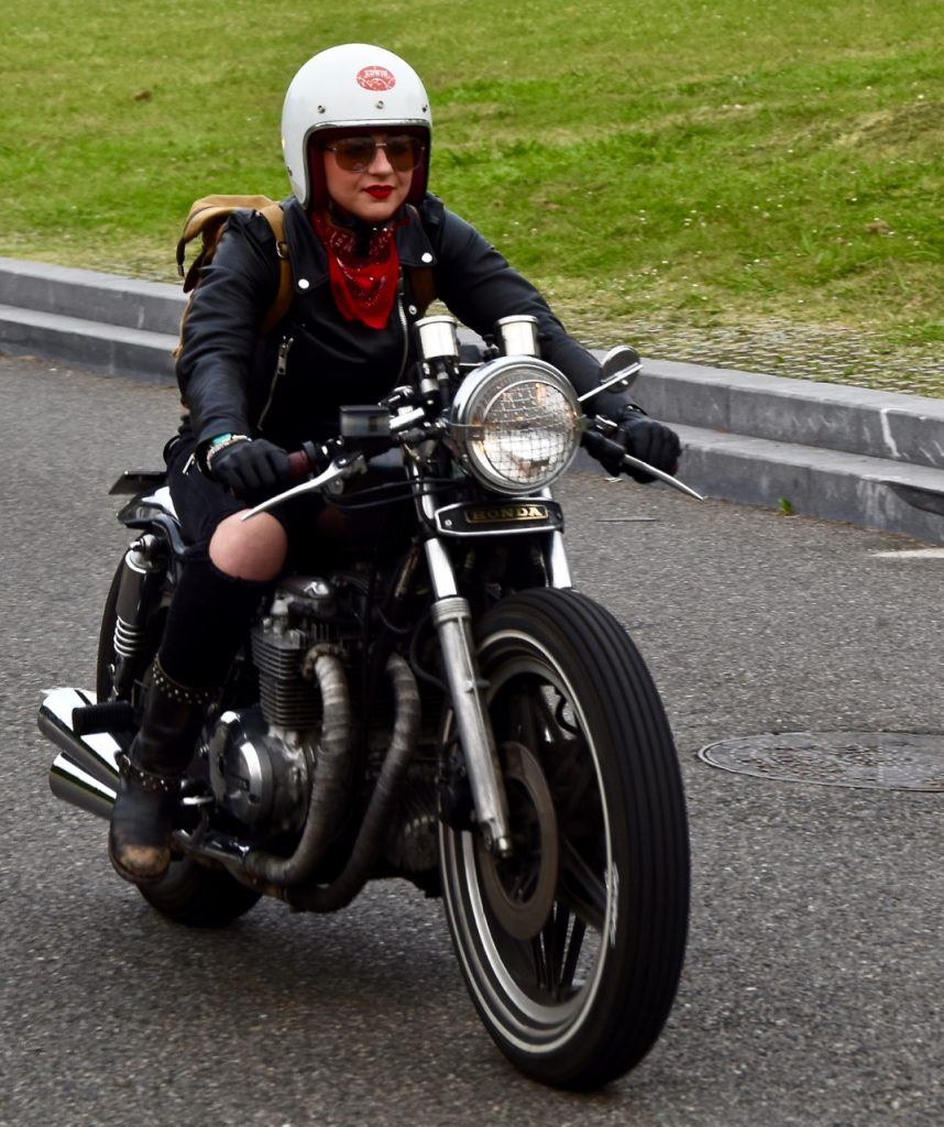 Wheels and waves
