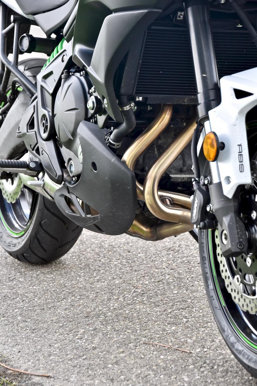 All road motorfiets