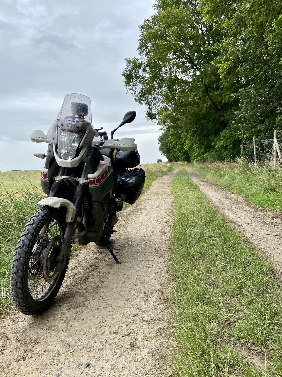 Trans European trail