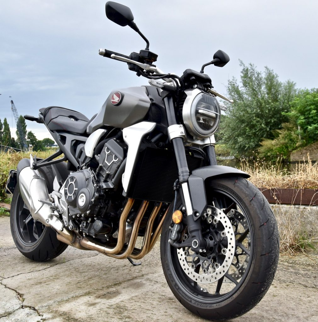 Honda CB100 R